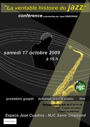 La Véritable Histoire du Jazz