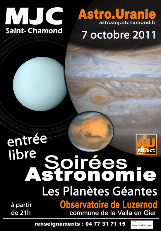 Redirection sur le site du Club Astro.Uranie