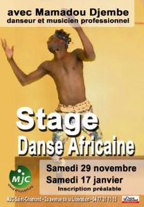 stage danse africaine - web