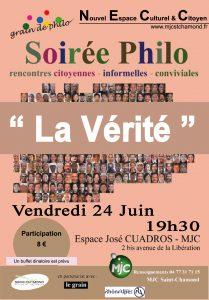 affiche soirée philo la vérité 16-06-24.psd